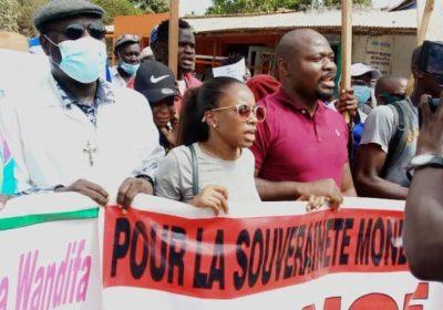 Guédiawaye: Guy Marius interpellé par la police
