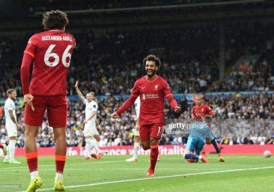 Salah, cinquième joueur le plus rapide à atteindre les 100 buts en Premier League