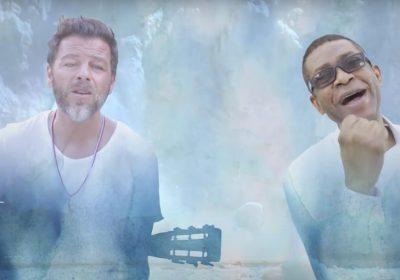 """Christophe Maé : """"Comment la chanson «L'Ours » a été concoctée avec Youssou Ndour"""""""