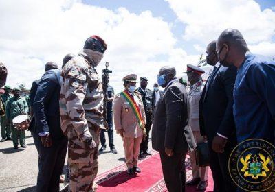«Condé demeure et restera en Guinée, nous ne céderons à aucune pression»