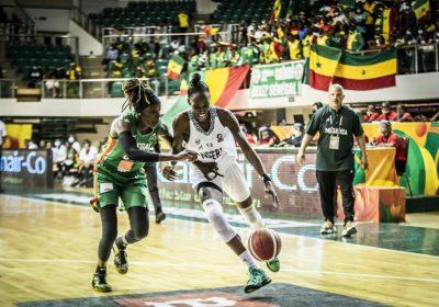 Afrobasket 2021 : les Lionnes tombent en demi-finales