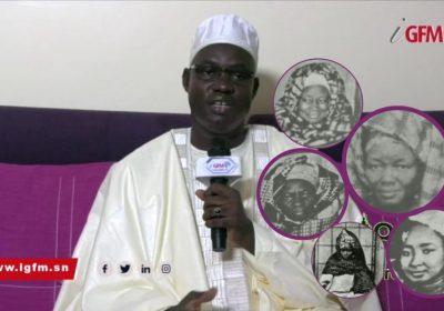 L'Histoire des filles de Serigne Touba(2/4): Sokhna Fati Penda Bouya, Sokhna Astou Gawane..