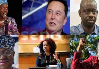 100 personnes les plus influentes de Time en 2021 : Qui sont ces 7 Africains sur la liste ?