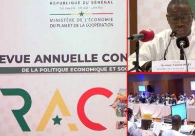 Revue annuelle conjointe : « Notre économie augure des perspectives positives » (Amadou Hott)