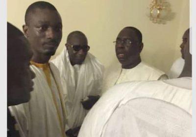 """Visite de Macky à Touba : Serigne Ahma Mbacké """"Inzaghi"""" prêt à faire face à tout saboteur…"""