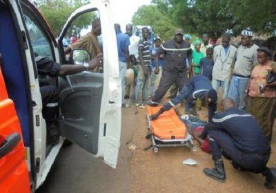Kaolack: 111 personnes tuées dans des accidents survenus depuis janvier