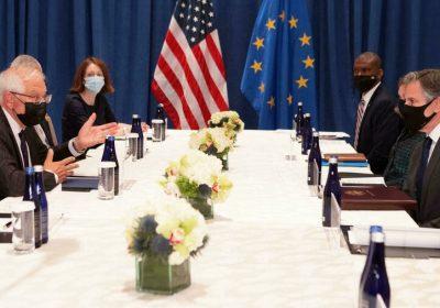 L'Union européenne veut renforcer la confiance avec les États-Unis
