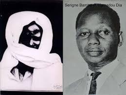 L'hommage de Mamadou Dia au Fondateur du Mouridisme…