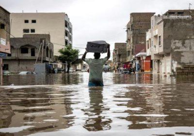 """CHANGEMENT CLIMATIQUE""""216 MILLIONS DE PERSONNES CONTRAINTES À MIGRER À L'INTÉRIEUR DE LEUR PAYS D'ICI 2050″ (BM)"""