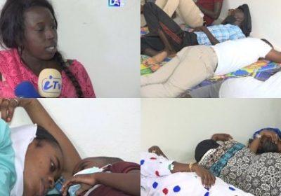 Grèves de la faim des enseignants intérimaires : Le récit glaçant de Aminata Sylla qui a accouché en pleine brousse.