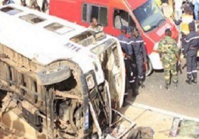 Magal Touba : 61 accidents de la route font 301 victimes dont 3 décès