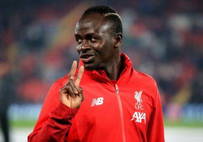 """Sadio Mané : """"Je suis fier d'avoir marqué 100 buts"""""""