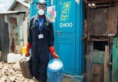 Innovation : Sanergy fabrique de l'engrais et les protéines animales grâce aux toilettes sèches au Kenya