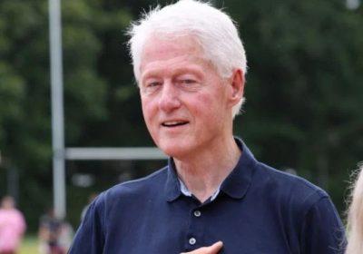Etats-Unis : Bill Clinton hospitalisé…