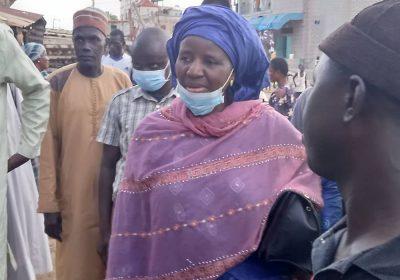 Gamou Médina Baye 2021: La piètre contribution (120 mille)de Mariama sarr…