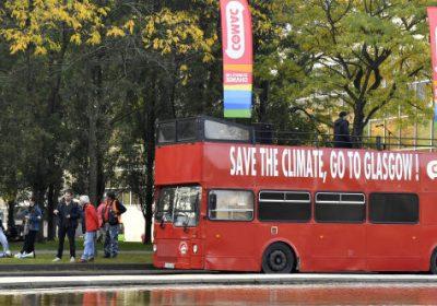 COP26 : les délégations africaines à la peine pour se rendre à Glasgow